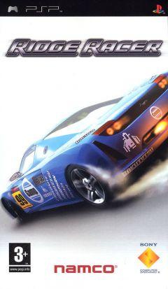 Jaquette de Ridge Racer PSP