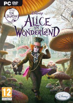 Jaquette de Alice au Pays des Merveilles PC