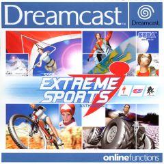 Jaquette de Sega Extreme Sports Dreamcast