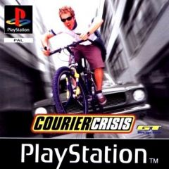 Jaquette de Courier Crisis PlayStation