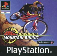 Jaquette de No Fear Downhill Mountain Biking PlayStation