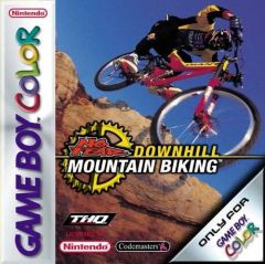 Jaquette de No Fear Downhill Mountain Biking Game Boy Color