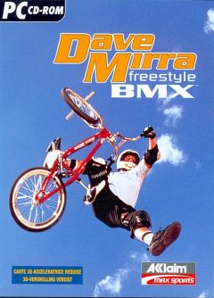 Jaquette de Dave Mirra Freestyle BMX PC