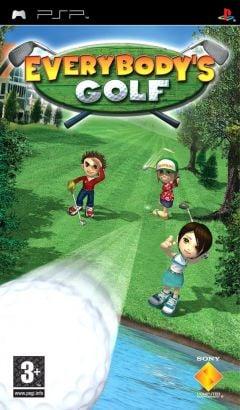 Jaquette de Everybody's Golf Portable PSP