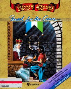 Jaquette de King's Quest : Quest for the Crown Atari ST