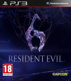 Jaquette de Resident Evil 6 PlayStation 3