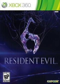 Jaquette de Resident Evil 6 Xbox 360