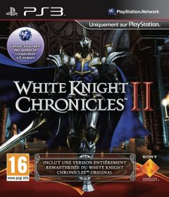 Jaquette de White Knight Chronicles II PlayStation 3