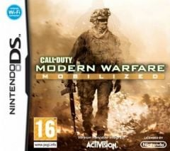 Jaquette de Call of Duty : Modern Warfare-Mobilized DS