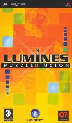 Jaquette de Lumines PSP