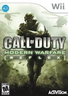 Jaquette de Call of Duty 4 : Modern Warfare Wii