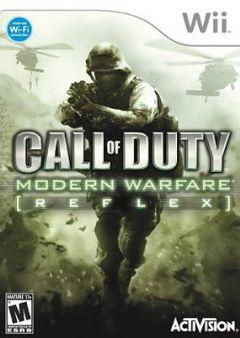 Jaquette de Call of Duty 4 : Modern Warfare Wii