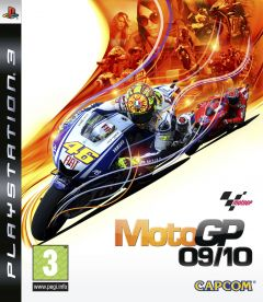 Jaquette de MotoGP 09/10 PlayStation 3
