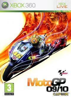 Jaquette de MotoGP 09/10 Xbox 360