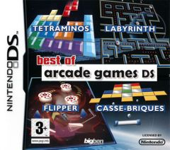 Jaquette de Best Of Arcade Games Ds DS