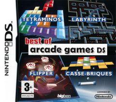 Jaquette de Best Of Arcade Games Ds DS