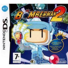 Jaquette de Bomberman 2 DS