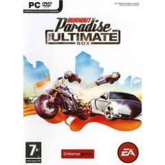 Jaquette de Burnout Paradise : The Ultimate Box PC