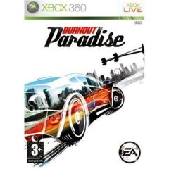 Jaquette de Burnout Paradise : The Ultimate Box Xbox 360