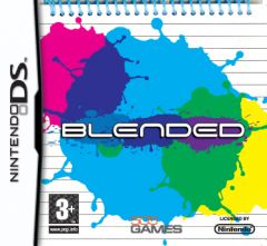 Jaquette de Blended DS