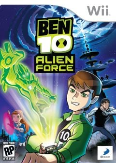 Jaquette de Ben 10 : Alien Force Wii