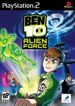 Jaquette de Ben 10 : Alien Force PlayStation 2
