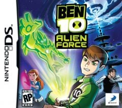 Jaquette de Ben 10 : Alien Force DS