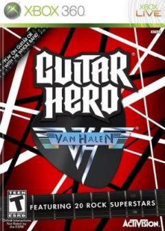 Jaquette de Guitar Hero : Van Halen Xbox 360