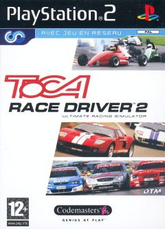 Jaquette de TOCA Race Driver 2 : The Ultimate Racing Simulator PlayStation 2