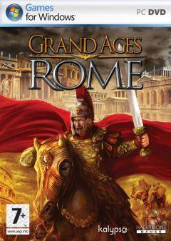 Jaquette de Grand Ages : Rome PC