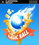 Jaquette de Magic Ball PlayStation 3