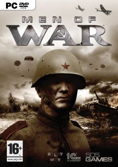 Jaquette de Men of War PC