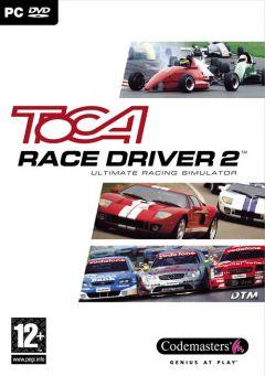 Jaquette de TOCA Race Driver 2 : The Ultimate Racing Simulator PC