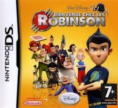 Jaquette de Bienvenue chez les Robinson DS