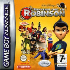 Jaquette de Bienvenue chez les Robinson Game Boy Advance
