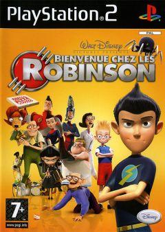 Jaquette de Bienvenue chez les Robinson PlayStation 2