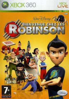 Jaquette de Bienvenue chez les Robinson Xbox 360