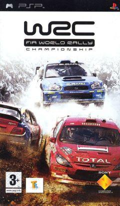 Jaquette de WRC: FIA World Rally Championship PSP