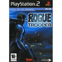 Jaquette de Rogue Trooper : The Quartz Zone Massacre PlayStation 2