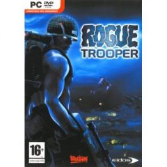 Jaquette de Rogue Trooper : The Quartz Zone Massacre PC