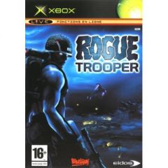 Jaquette de Rogue Trooper : The Quartz Zone Massacre Xbox
