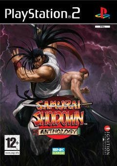 Jaquette de Samurai Shodown Anthology PlayStation 2