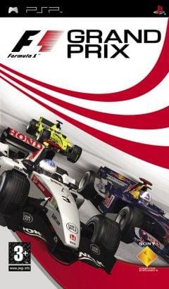 Jaquette de F1 Grand Prix PSP