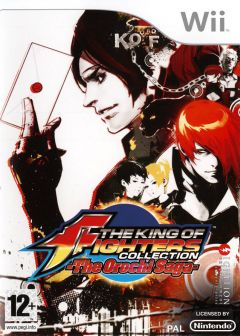 Jaquette de The King of Fighters Collection : The Orochi Saga Wii
