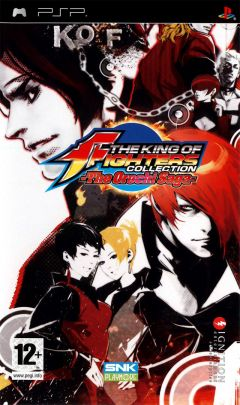 Jaquette de The King of Fighters Collection : The Orochi Saga PSP