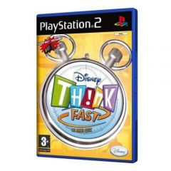 Jaquette de Think Fast : Le Maxi Quiz PlayStation 2