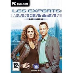 Jaquette de Les Experts Manhattan : Le Jeu PC