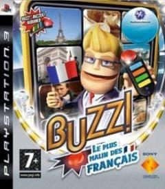 Jaquette de Buzz ! Le Plus Malin Des Français PlayStation 3