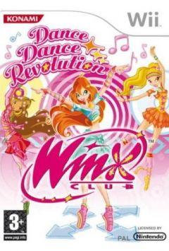 Jaquette de Dancing Stage : Winx Club Wii