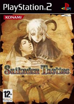 Jaquette de Suikoden Tactics PlayStation 2